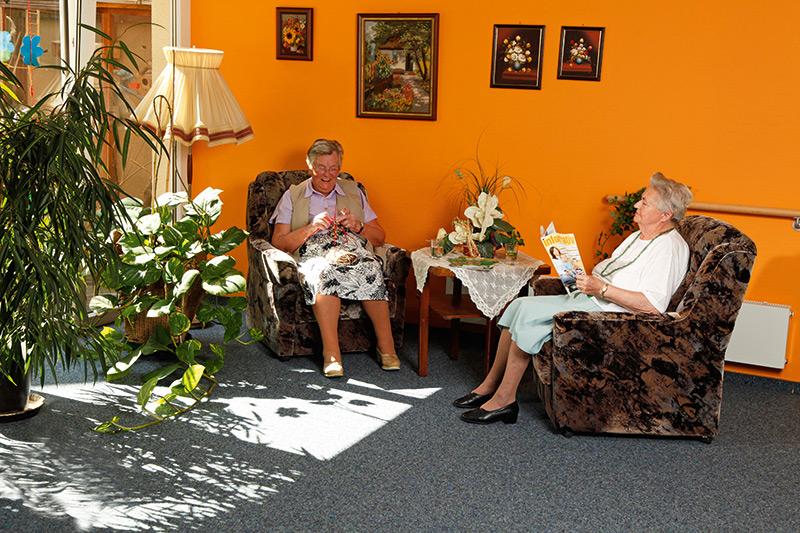 Wohnen im Seniorenpflegeheim in Berka/Werra